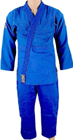 Single Weave Blue Jiu-Jitsu Uniform